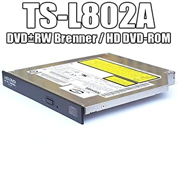 TOSHIBA TS-L802A DRIVERS WINDOWS XP