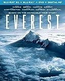 Everest (Blu-ray 3D + Blu-ray + DVD + DIGITAL HD)