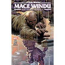 Star Wars: Jedi of the Republic - Mace Windu (2017) #3 (of 5)