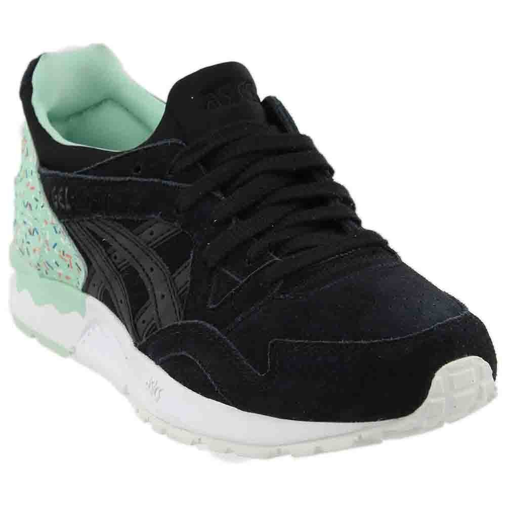 ASICS Tiger Women's Gel-Lyte V Black/Black 9 B US