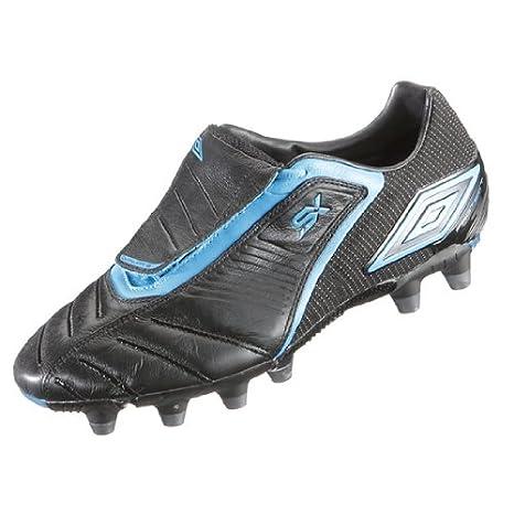 Umbro - Botas de fútbol para SX valor al HG (Black electricb  Amazon.es   Deportes y aire libre 542efbb27249d
