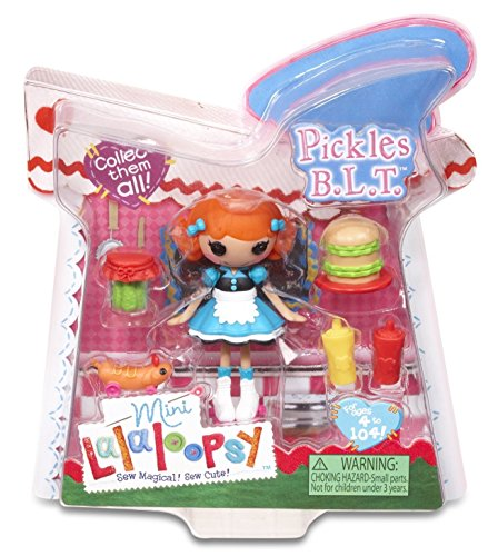 Mini Lalaloopsy Doll - Pickles BLT]()