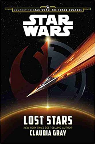 Image result for star wars lost stars by claudia gray
