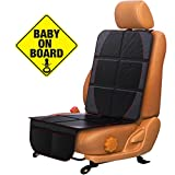 Best Car Seat Protectors Leather Seats - Car Seat Protector For Baby Toddler Waterproof Thick Review