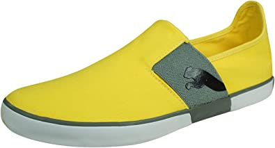 PUMA Lazy Slip On Mens Canvas Sneakers