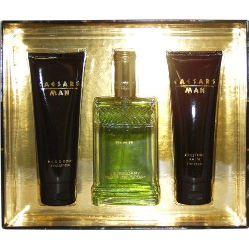 Caesars by Caesars for Men Gift Set