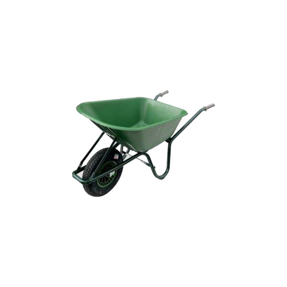 FORT TK100 Rancher 100Ltr Green Wheelbarrow