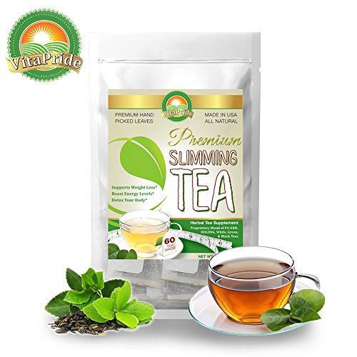(Premium Herbal Slimming tea for weight loss tea, reducing and energy boosting detox slimming tea)