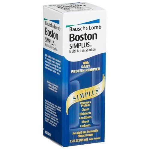 Bausch and Lomb Roztok Boston Simplus slouží pro komplexní péčí o tvrdé plynopropustné kontaktní čočky. Na trh ho uvedl oblíbený a léty prověřený výrobce Bausch and Lomb.