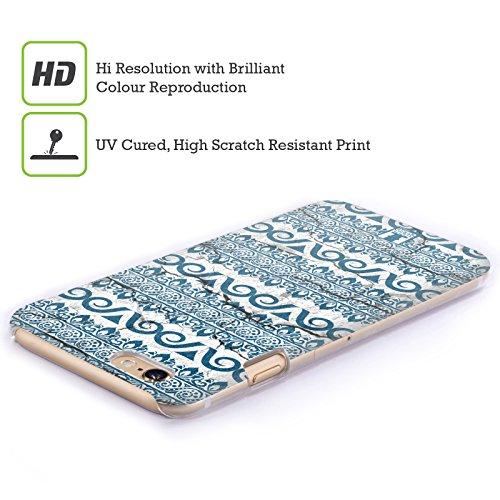 Head Case Designs Geek Mix Pattern Cover Retro Rigida per Apple iPhone 7 Plus / 8 Plus