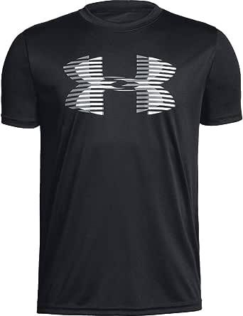 Under Armour Tech Big Logo Solid tee Camiseta Niños