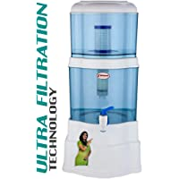 P-ZONE Aquagem Gravity Based UF Water Filter