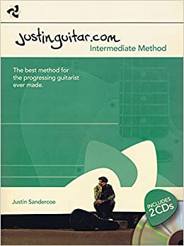 The Justinguitar.com Intermediate Method (Book & 2 Cds)