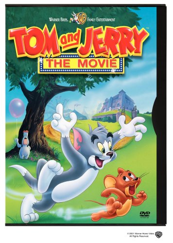Tom and Jerry - The Movie - Tom Jerry And Hanna Barbera