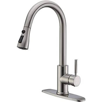 waterridge kitchen faucet water ridge pull out kitchen faucet amazon com 8846