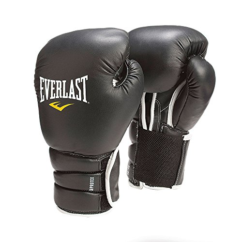 Everlast ProTex3 Hook & Loop Training Gloves 16oz ProTex3 Hook & Loop Training Gloves