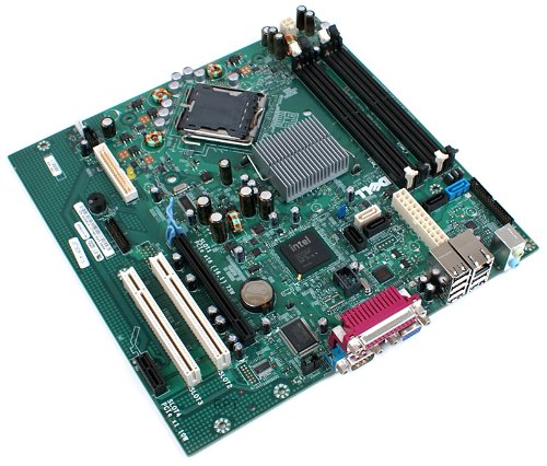 R271 Y255C GM816 Optiplex 755 Small Mini Tower SMT Socket755 Intel Logic Main System Board Motherboard Compatible Part Numbers: GM819, JR271, Y255C, GM816 (Core 2 Duo Sata Motherboard)