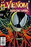Venom Along Came A Spider #2: ...And Sat Down Beside Her (Marvel Comic Book February 1996)