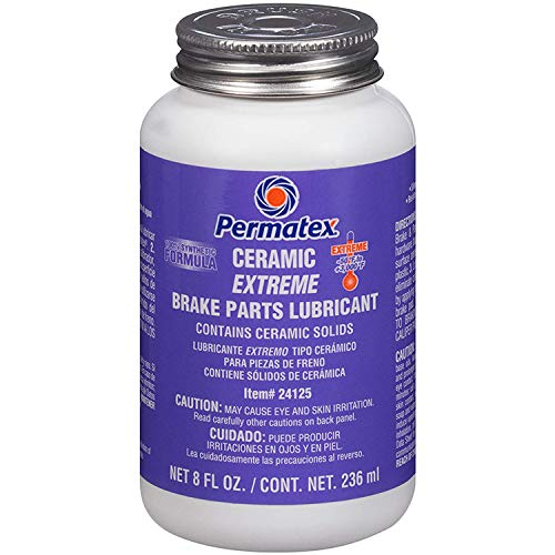 Permatex Ceramic Extreme Brake Parts Lubricant (8 fl oz.) by Permatex