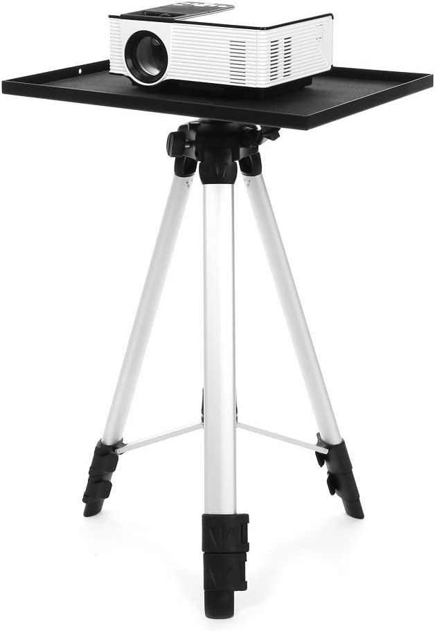 Soporte de suelo para proyector cine en casa regulable 52: Amazon ...