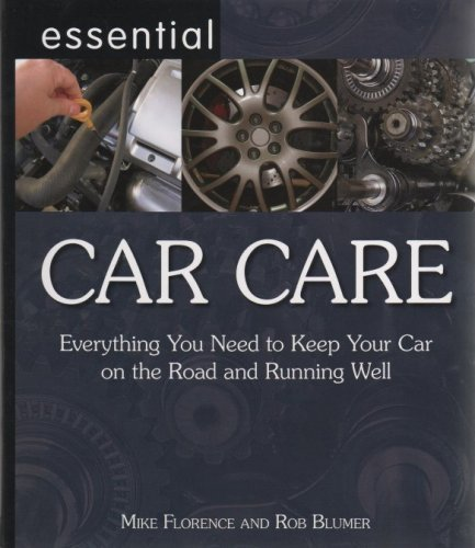 Download Essential Car Care ebook