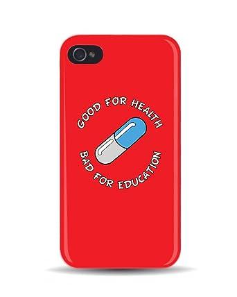 Iphone 4 4s Akira Good For Health Bad For Education Manga