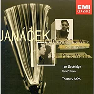 Janacek: Diary of One Who Disappeared / 15 Moravian Songs