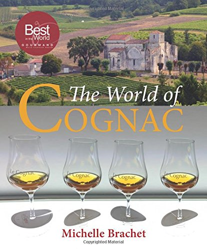 The World of Cognac by Michelle Brachet