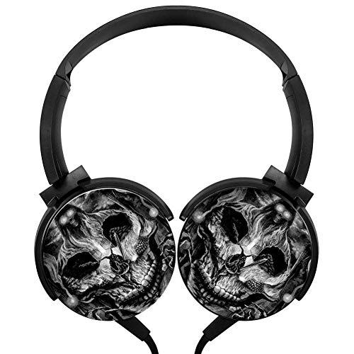 Skullingtons Stereo Headphone Wired Headset Over-Ear -