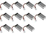 11 x Quantity of Hummingbird Micro Quadcopter Battery 3.7v 380mAh 25c Li-Po RC Part