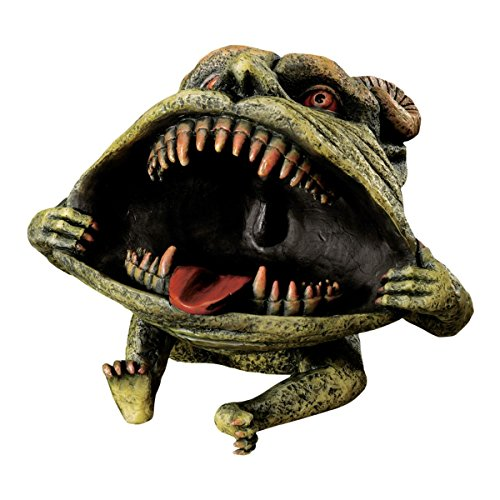 Merveilleux Design Toscano Desktop Gothic Goblins: Thaddeus The Troll