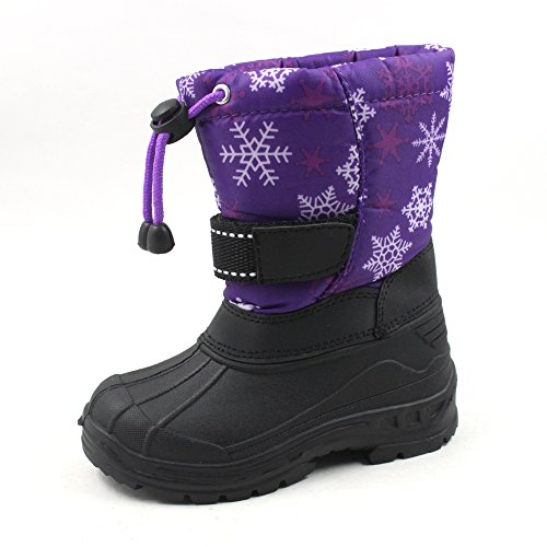 Pcutrone Girls Pants Stretch Fashion Warm Winter Printed Fleece Legging