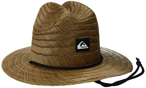 d82cecf4b1b Quiksilver Men s Pierside Slim Straw Hat