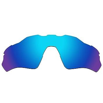 ACOMPATIBLE ventilado lentes de repuesto para Oakley Radar EV XS camino (juventud Fit) gafas