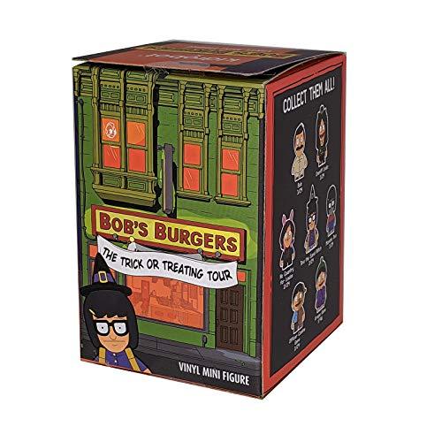 Kidrobot Bob's Burgers Trick Or Treating Tour Blind Box Mini ()
