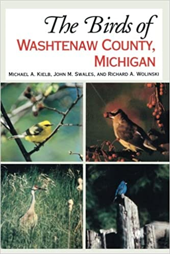 Book The Birds of Washtenaw County, Michigan
