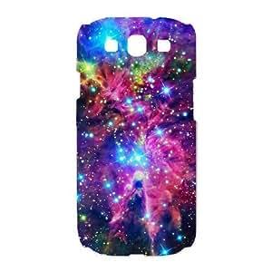 Samsung Galaxy S3 I9300 Phone Case White Space Nebula VGS6012599