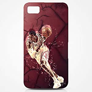 Tracy Mc Grady Theme Famous Basketball Star Cool Picture Hard Black Plastic Ultrathin Smartphone Cover for Iphone 6 (4.7 Inch)