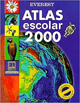 Book Atlas Escolar / Student Atlas (Spanish Edition)
