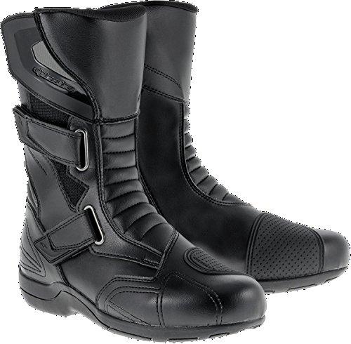 Alpinestars Roam 2 Waterproof Men's Street Motorcycle Boots (Black, EU Size 46)