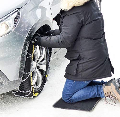 MICHELIN Chaines à neige Extrem Grip, Tension Automatique, N°100