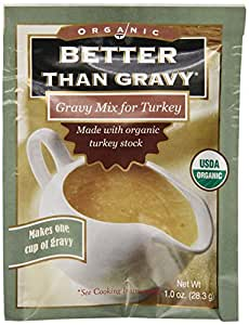 Superior Touch, Better Than Gravy, Gravy Mix, Made from Organic Turkey ,1 oz (Pack of  12)
