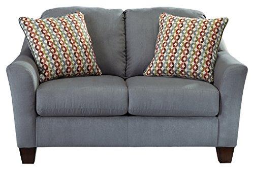 Ashley Furniture Signature Design - Hannin Sleeper Sofa - Queen - 3 Seat...