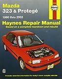 Haynes Repair Manual Mazda 323 & Protege (90-03)