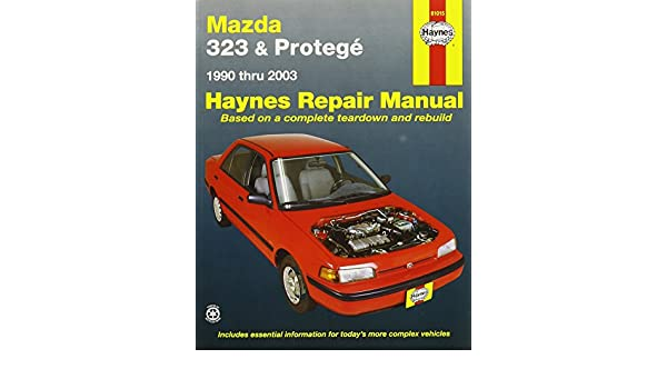 mazda 323 protege repair manual best setting instruction guide u2022 rh ourk9 co