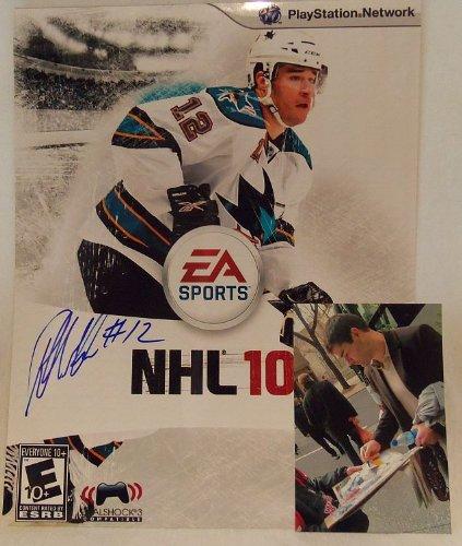 Patrick Marleau Autographed 11x14 Photo w/ Proof Photo - San Jose - Jose San Mall