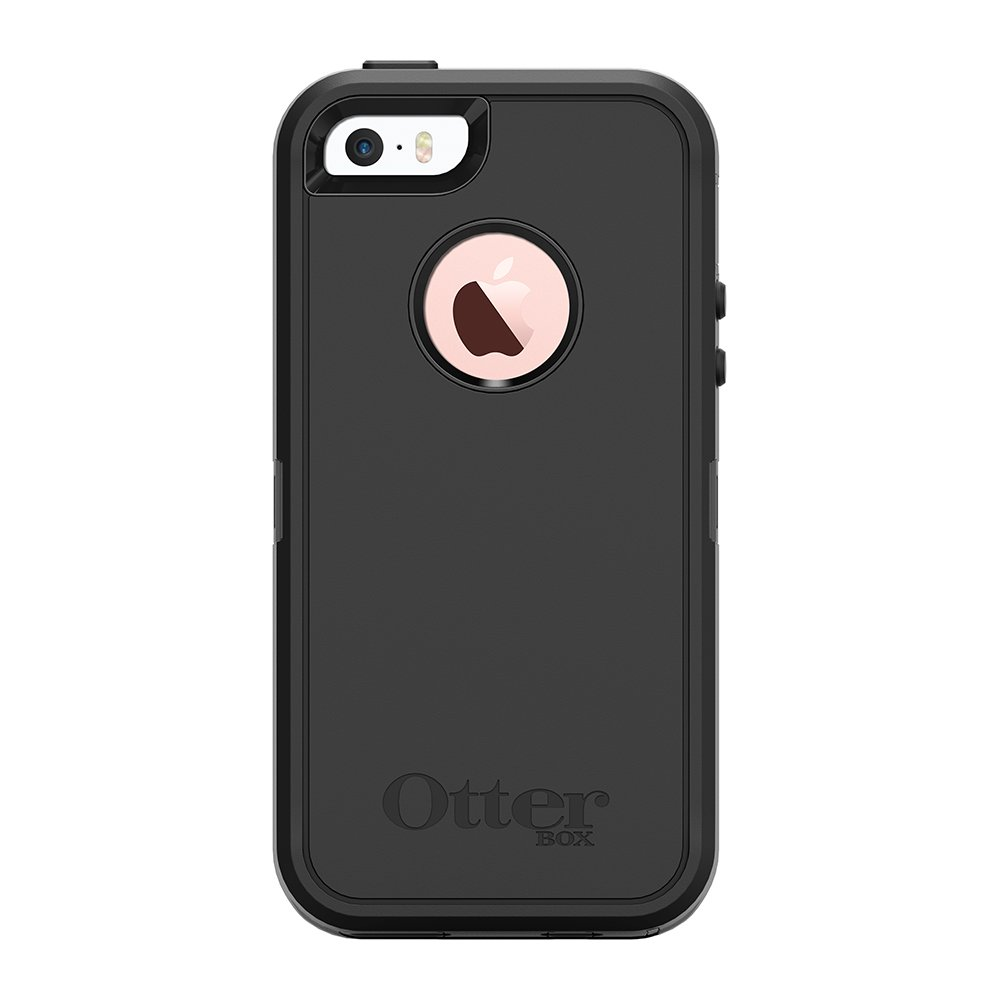 iphone 5s otterbox cases otterbox defender series for iphone 5 5s se black 14839