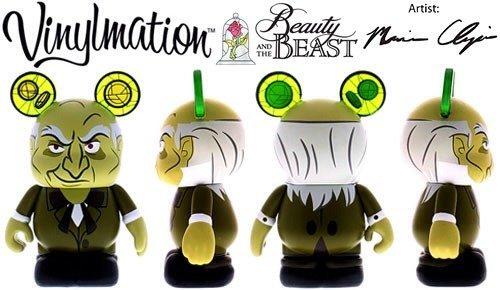 Disney Vinylmation Beauty and The Beast 3'' Figure Monsieur d' ARQUE Cute