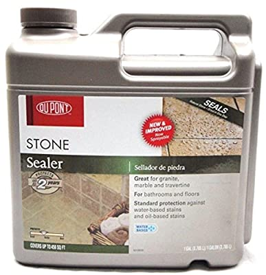 Dupont Stone Sealer 1 Gallon from Hardware & Outdoor