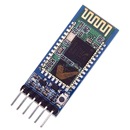 Slave Board - Phoncoo HC-05 HC05 Wireless Module for Arduino Serial 6 Pin Bluetooth RF Receiver Transceiver Module RS232 Master Slave 3.3V 150mA Board